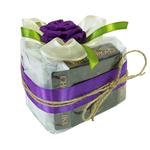 Чайный подарок - Кусочек торта Черничный десерт купить за 647 руб.