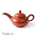 Чайник из исинской глины Куньлунь 100 мл купить за 1900 руб.