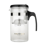 Чайник стеклянный заварочный с кнопкой Гунфу KAMJOVE (типот) 1000 мл (TP-200) купить за 1520 руб.