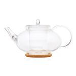 Чайник стеклянный Душистая лилия 1000 мл купить за 1500 руб.