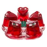 Подставка подогреватель Агава красная (диаметр 10 см) купить за 750 руб.