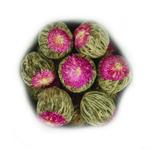 Юй Лун Тао 50 гр - Нефритовый персик Дракона - Связанный белый чай купить за 429 руб.