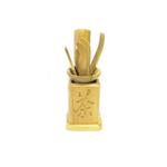 Инструменты для чайной церемонии Смеющийся Дрозд (бамбук) купить за 620 руб.