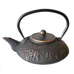 Чугунный чайник Династия 1100 мл купить за 3000 руб.