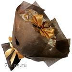 Букет из чая и кофе - Альтголд - Подарочный набор чайно-кофейный букет купить за 2000 руб.