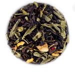 Имбирь и малина 100 гр - Черный чай с натуральными добавками купить за 190 руб.