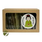 Чайный сет Миюки - Знакомство с японским чаем купить за 1000 руб.