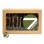 Чайный сет Семь чашек - Коллекция зеленого и черного чая с натуральными добавками купить за 550 руб.