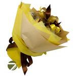 Амарант желтый - Чайный букет - Подарочный набор купить за 1800 руб.