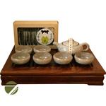 Китай зеленый - Набор посуды для чайной церемонии купить за 5200 руб.