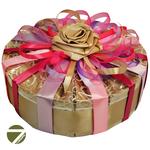 Торт Сливочный бисквит - Подарочный набор из чая и кофе купить за 3600 руб.