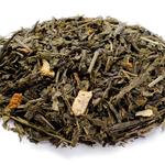 С имбирем 100 гр - Зеленый чай с добавками купить за 190 руб.