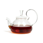 Чайник из жаропрочного стекла Жасмин 1200 мл купить за 860 руб.