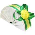 Подарочный чайный набор - Зеленая Роза купить за 1000 руб.