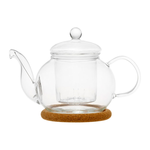 Чайник стеклянный Подснежник 350 мл купить за 999 руб.