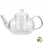 Чайник стеклянный Одуванчик с заварочной колбой 1200 мл купить за 1100 руб.