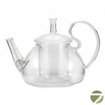 Чайник стеклянный Ромашка с заварочной колбой 800 мл купить за 790 руб.