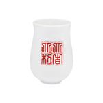 Стаканчик для аромата фарфоровый Красный иероглиф 40 мл купить за 160 руб.