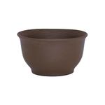 Пиала из исинской глины Кувшинка коричневая 50 мл купить за 140 руб.