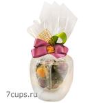 Подарочный набор из связанного чая - Осенний вальс купить за 950 руб.