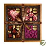 Подарочный шоколадный набор в коробке Очарование, 340 гр купить за 1650 руб.