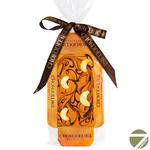 Шоколад на подложке узорный Chokodelika Апельсин и кешью, 55 гр купить за 220 руб.