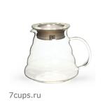 Чайник стеклянный сервировочный Тама 500 мл купить за 680 руб.
