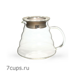 Чайник стеклянный сервировочный Тама 600 мл купить за 680 руб.