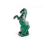 Игрушка для чайной церемонии (меняет цвет) Лошадка зеленая купить за 380 руб.