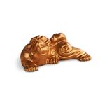 Игрушка для чайной церемонии (меняет цвет) Чи Линь золотой купить за 250 руб.