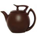 Глиняный чайник Цапля  400 мл купить за 990 руб.