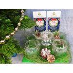 Новогодний набор посуды - Волшебный лес купить за 1360 руб.