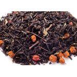 Черный чай с красной рябиной 50 гр купить за 105 руб.