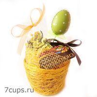 Пасхальный - Подарочный набор из чая купить за 590 руб.