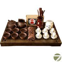 Знакомство с китайским чаем - Набор посуды для чайной церемонии купить за 14250 руб.