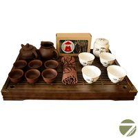 Шаолинь - Набор посуды для чайной церемонии купить за 11450 руб.
