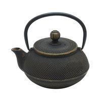 Чугунный чайник Золотистая черепаха 600 мл купить за 2530 руб.