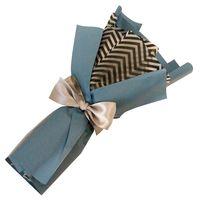 Букет из чая - Нарцисс голубой - Подарочный набор чайный букет купить за 787 руб.