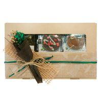 Коробка подарочная с чаем - Букет на 8 Марта купить за 737 руб.