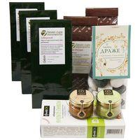 Коробка подарочная с чаем и кофе - Уютный вечер купить за 3000 руб.