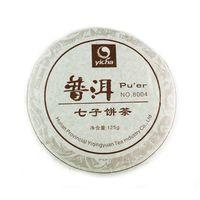 Шу Пуэр 8004 (Блин) 2015 год 125 гр Фабрика Хуннань Ти Компани купить за 847 руб.