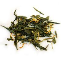 Со вкусом манго и мирабели 50 гр - Зеленый чай с добавками купить за 145 руб.