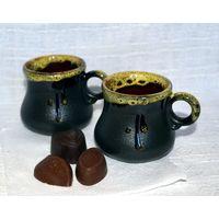 Чашка керамическая Кофейная пенка 100 мл купить за 300 руб.