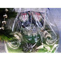 Новогодний набор посуды - Волшебный лес купить за 990 руб.