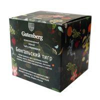 Бенгальский тигр - чай в пирамидках купить за 220 руб.