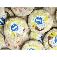 Прессованный Шу Пуэр Мини То Ча Монетка черносливовая  50 гр купить за 190 руб.