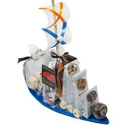 Корабль Удачи - Подарочный набор из чая и сладостей купить за 3800 руб.