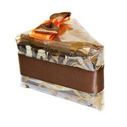 Кусочек торта Кофейный десерт - Подарочный набор из кофе купить за 600 руб.