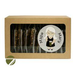 Чайный сет Мэри - Коллекция зеленого чая с натуральными добавками купить за 550 руб.