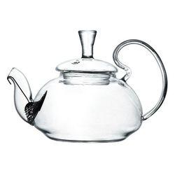 Чайник из жаропрочного стекла Жасмин с пружинкой 400 мл купить за 620 руб.